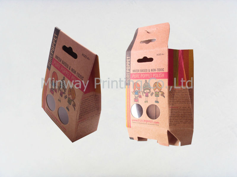 Unique hanger paper box packaging for clothes with PVC window & Unique Hanger Paper Box Packaging For Clothes With Pvc Window ... Aboutintivar.Com