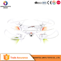Quadcopter racing flying toy airplane 2.4G 6-axis battery operate helicopter