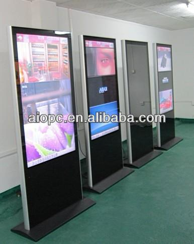 42inch waterproof outdoor lcd digital signage display, lcd advertising player