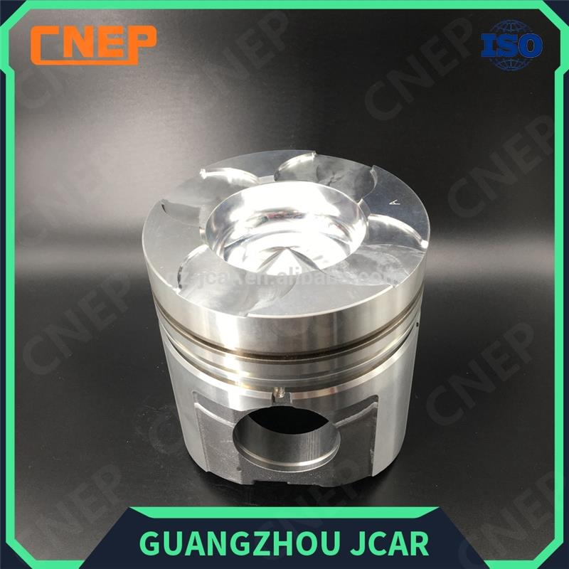 china car accessory japanese used komatsu engine parts 6D125 piston for komatsu excavator