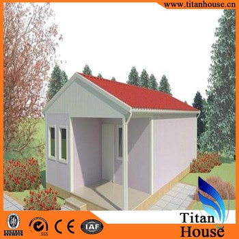 Cheap Well Design Movable Small Prefab Houses China Manufacture Steel Lows  Home Kits