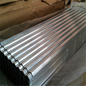 DX51D Z40 Corrugated Metal Roofing galvanized steel sheet