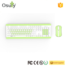 Russian/English Gaming Keyboard with 3 Colors for PC Games