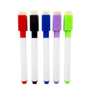 Environmental protection whiteboard pen / Colored ink white board marker pen/office dry erase markers magnet and eraser