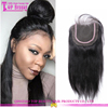 Aliexpress Hair Top Beauty Products 10A 4x4 Brazilian Lace Front Closure Weaves Brazilian Weave with Closure in stock