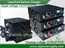 12/24Volt 40Amp Lead Acid Battery Charger with CE RoHs approved