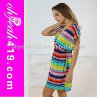 Wholesale 2014 summer cheap beach dress wholesale swimsuit cover ups