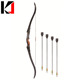 29 Inches Draw Length Recurve Bow For Sale With High Quality
