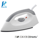 Mini plastic dry iron with good quality and light weight,soleplate can change into non-stick/stainless steel/ceramic,1000-1200w