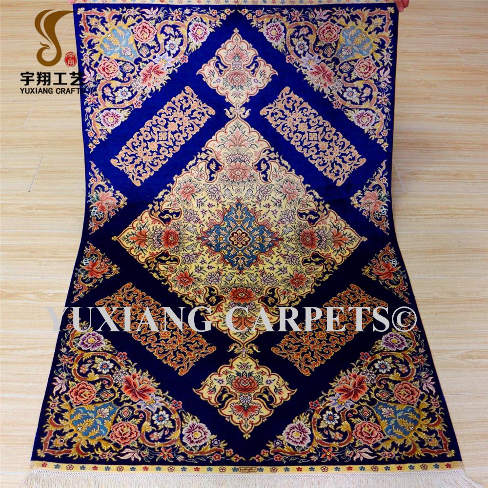 precios de alfombras turcas 3x5ft antiguo persa anudadas a