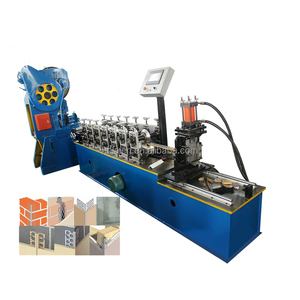 High speed Galvanised Angle Bead roll forming machine