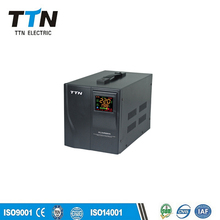 Single one phase relay control 14v ac automatic voltage regulator/stabilizer