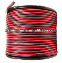 500FT Red Black Stranded Speaker Wire Car Home Audio for USA