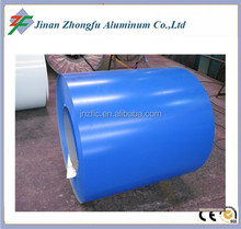 Pre-painted aluminum coil for aluminum insulated polyurethane foam roller shutter profiles