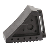 top quality materials durable solid rubber wheel chock GT-01R