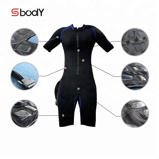 9993e8f29f Dry suit wireless ems training machine / electro stimulation fitness / home  gym equipment