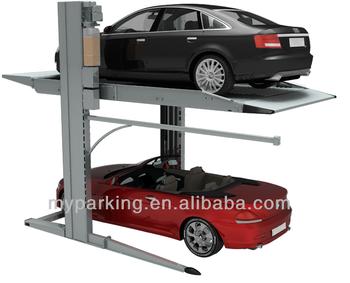 Underground Garage Cost hydraulic garage underground garage cost/car parking system