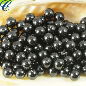wholesale high quality AAA loose tahitian pearls in loose pearls