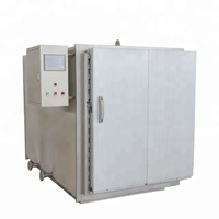 Industrial mushroom Production steam autoclave sterilizer machine