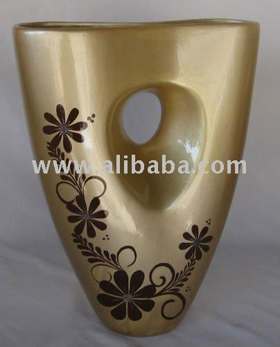 Flores jarrones de cer mica mexicana flover florero - Jarrones de ceramica ...