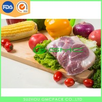 OEM custom printing plastic food vacuum bags