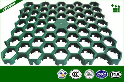 High Strength Plastic Parking Grass Grid