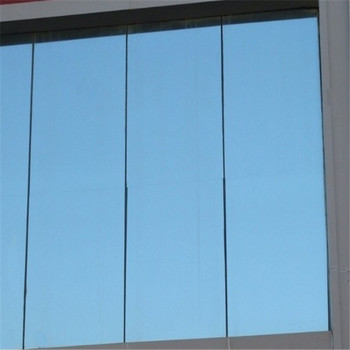 Factory Blue Mirror Window Tint Tempered Reflective Glass - Buy Blue ... 3ab0773f71d