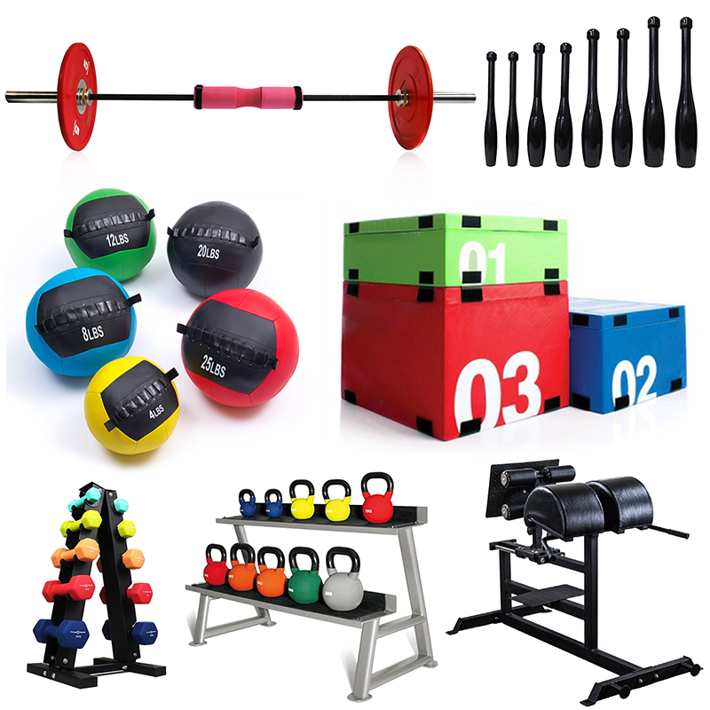 Professional Body Training Cross Fitness Gym Equipment