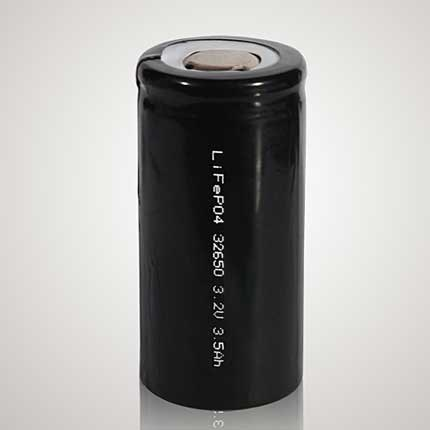 Lifepo4 32650 battery cell