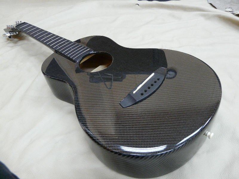 Carbon Fiber Custom Modifications Guitar - Buy Carbon Fiber Guitar ...