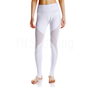 90% polyester 10% spandex hot sell fitness gym wear clothes comfortable sexy workout yoga pants