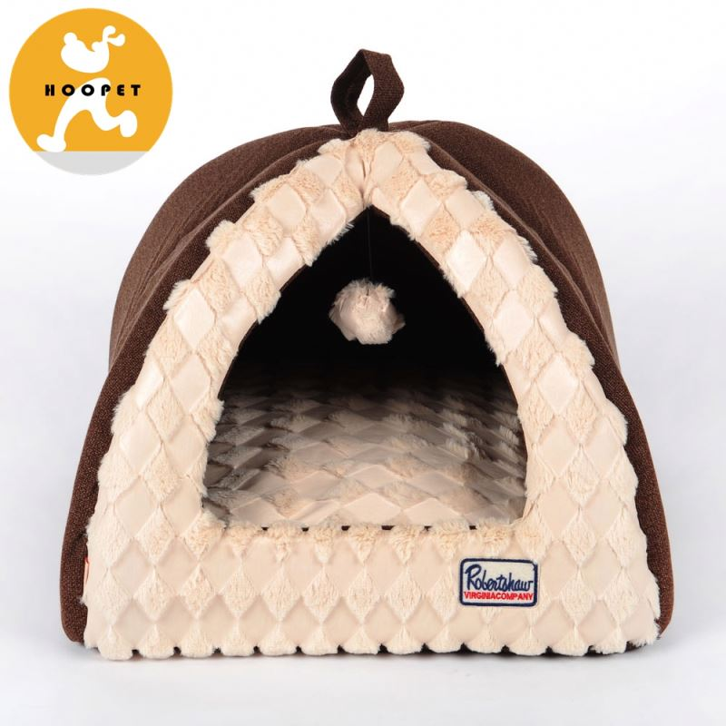 Best selling easy clean cave bed for dogs