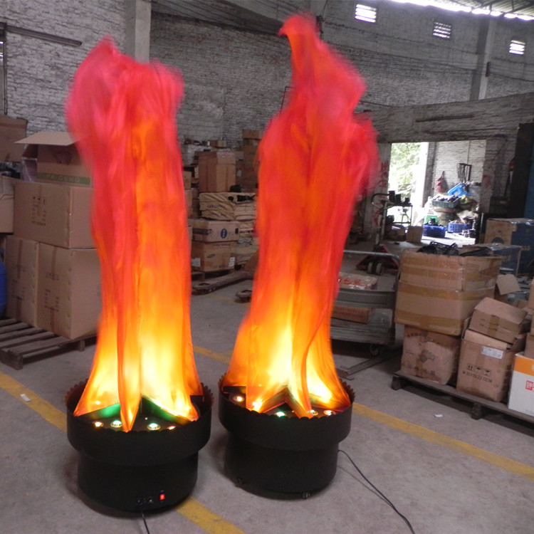 Feuer Beleuchtung   Foshan Yilin 200w Niedrige Preis Gefuhrt Buhne Feuer Wirkung
