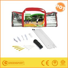 GSVBTN Portable beach volleyball tennis net