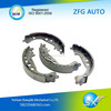high quality brake shoes for TOYOTA FAW VIOS OEM 04495-47010 04495-52040