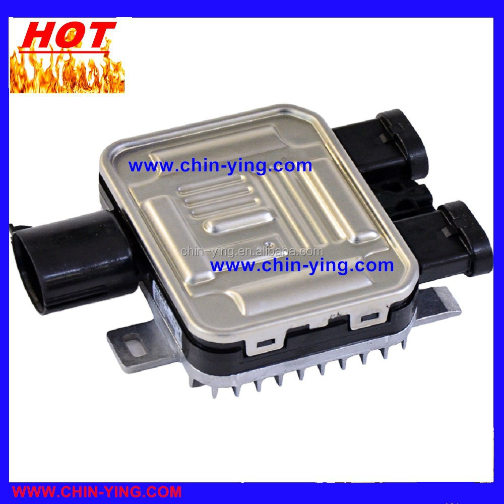 For Volvo S80 Radiator Cooling Fan Control Module - Buy Cooling Fan Control  Unit Module Relay,Cooling Fan Control Module,Coolant Fan Control Module