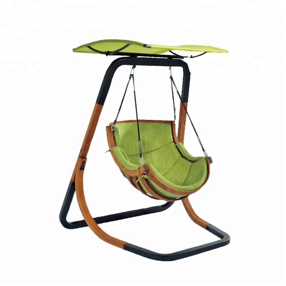 Hj 40 Swing Chair Oval Egg Shaped Outdoor Summer Winds Patio Furniture Wicker Hanging