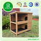 Handmade Wooden Outdoor Design Rabbit hutch
