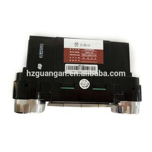 Factory car conditioning temperature controller bus air conditioner repair  manual