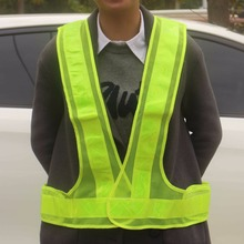 Custom Traffic Reflective Work Vest Safety