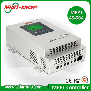 Large Capacity mppt charge controller 45A 60A made in China
