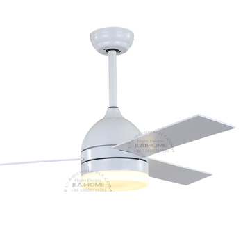 China Fabriek Gemaakt Ac/dc 52 Inch Wit Plafond Ventilator Met ...