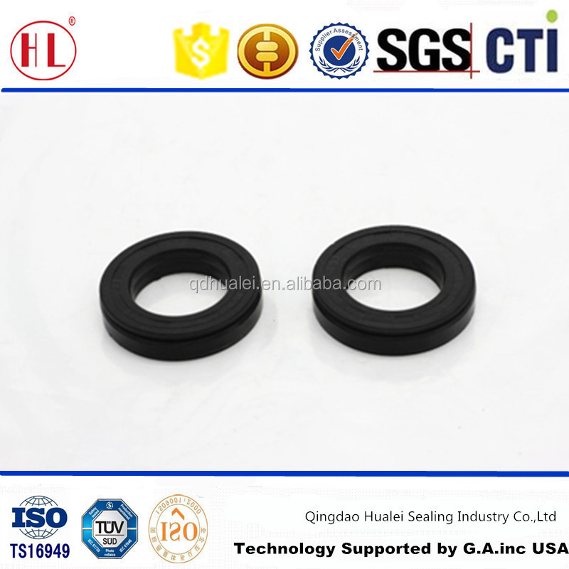 TC 25x40x7 heavy tow tractor truck 151 steering gear 6102 engine steering cover nbr rubber covered oil seal for SINOTRUCK STR