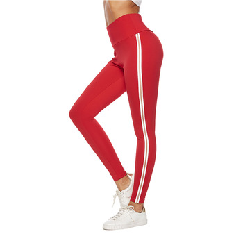 Hot sale 2019 Women Sports Wear Customized Yoga Leggings Compression Bodybuilding Tights