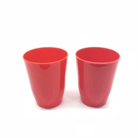 Hot sales Festival plastic red party cup