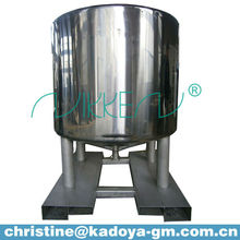 1000L stainless steel farm fuel tanks