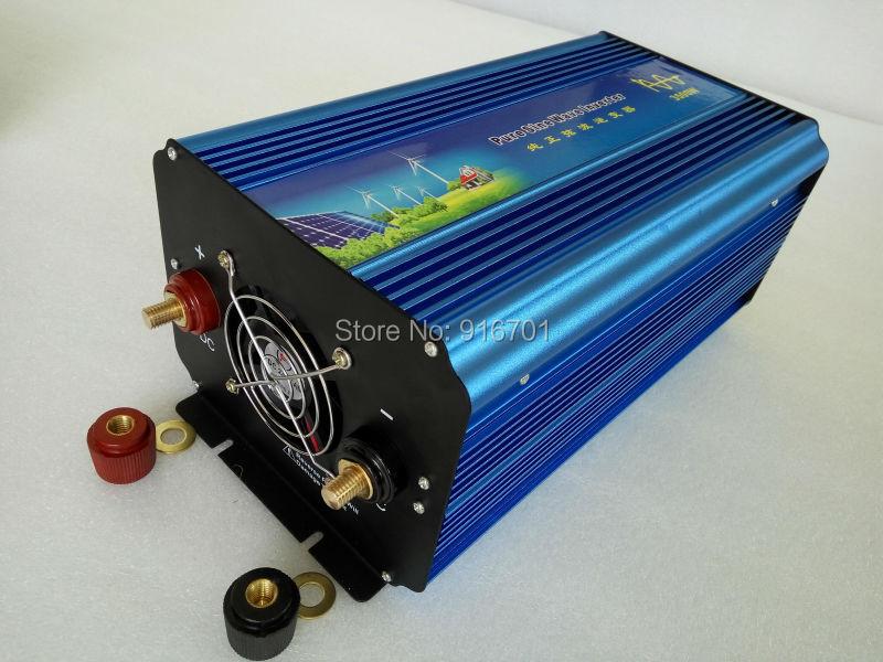 7000W Peak 3500W 3500VA PURE SINE 3500VA Inversor (12V to 120V 60HZ 3500W  PEAKING) Door to Door Free Shipping - us453 b89971dc444
