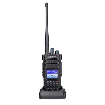 HD1 2 way radio communication transceivers 8w dual band radio uhf vhf digital encrypted walkie talkie