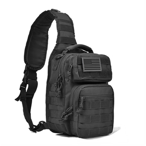High Quality Outdoor School Backpack Outdoor Tactical Sling Bag Pack Military Rover Shoulder Sling Travel Hiking Backpack