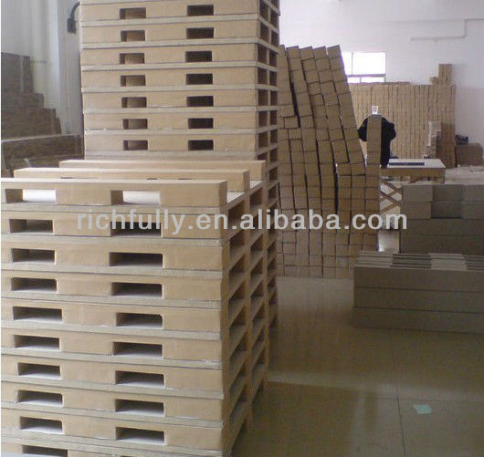 High quality low price Honeycomb Paper Pallet for free fumigation package export